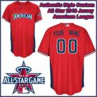 American League Authentic Personalized 2010 All-Star BP Jersey