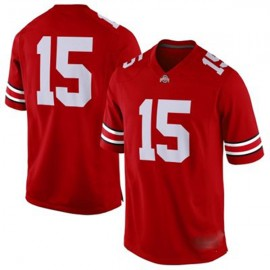 Ohio State Buckeyes Red NCAA College Football Jersey