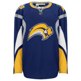 Buffalo Sabres NHL Premium Blue Hockey Game Jersey