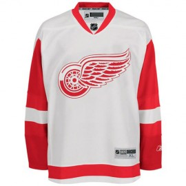 Detroit Red Wings NHL Premium White Hockey Game Jersey