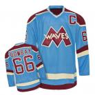 MIGHTY DUCKS MOVIE WAVES BOMBAY 66 BLUE JERSEY
