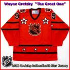 Wayne Gretzky 1980 NHL Authentic Style All Star Game Jersey