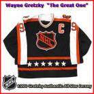 Wayne Gretzky 1990 NHL Authentic Style All Star Game Jersey