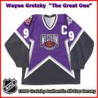 Wayne Gretzky 1996 NHL Authentic Style All Star Game Jersey