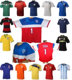 Custom Soccer Jersey Kits  Your Design or Any Team
