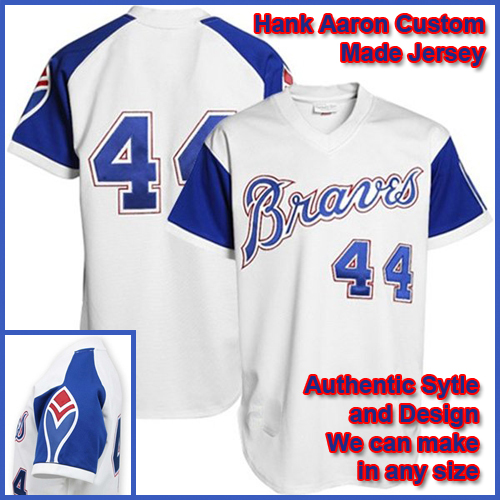 online retailer 00317 56fd4 Atlanta Braves Authentic Throwback White Cooperstown Jersey ...